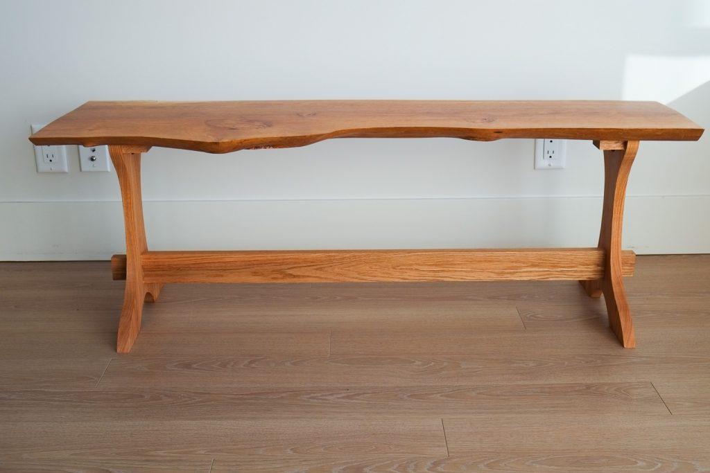 Alder Oak Bench