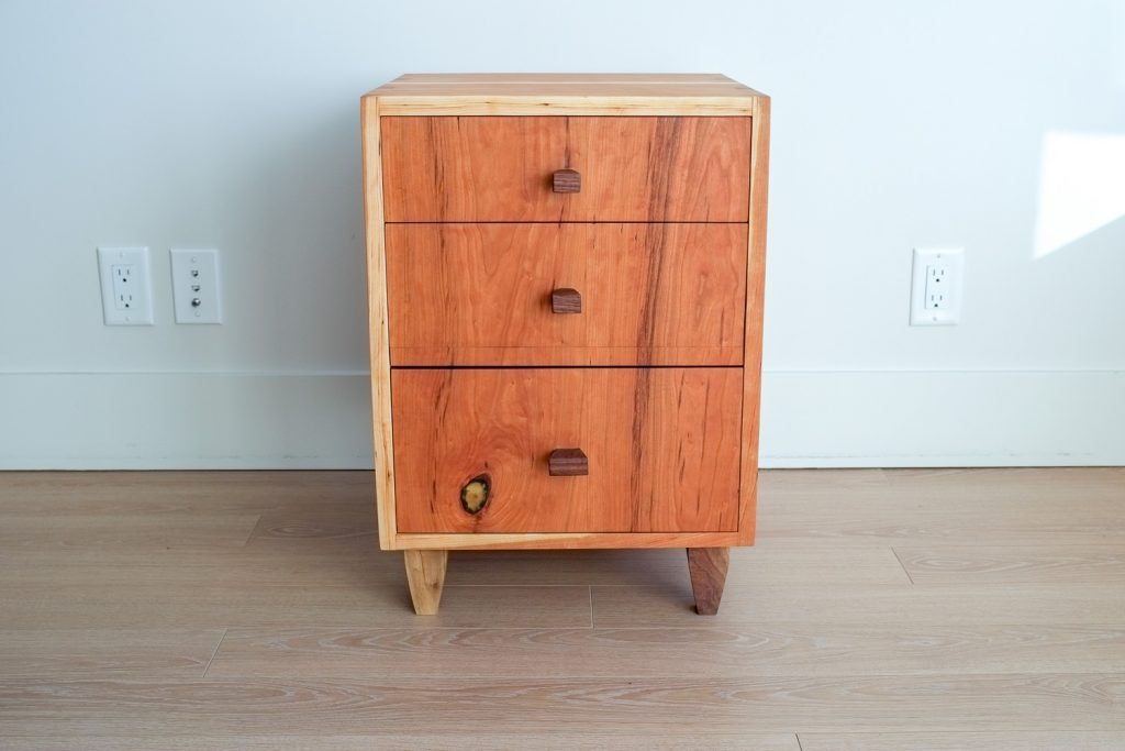Cherry & Walnut Cabinet